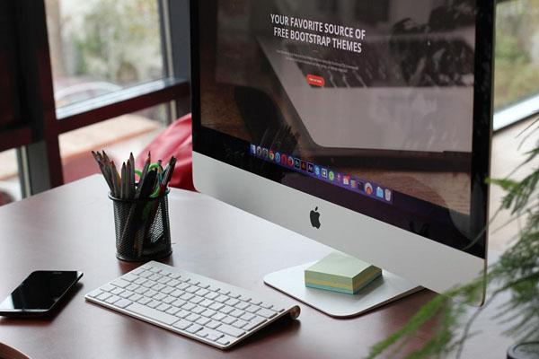 iMacサンプル画像