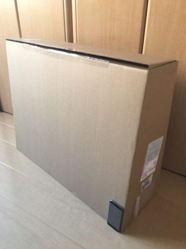 iMac梱包箱